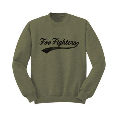 Foo Fighters Foo Ball Crewneck Sweatshirt