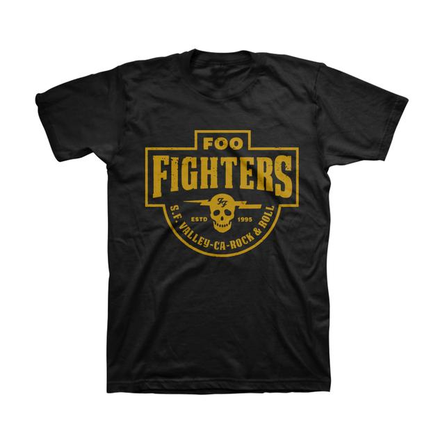 Foo Fighters Insignia Unisex Tee