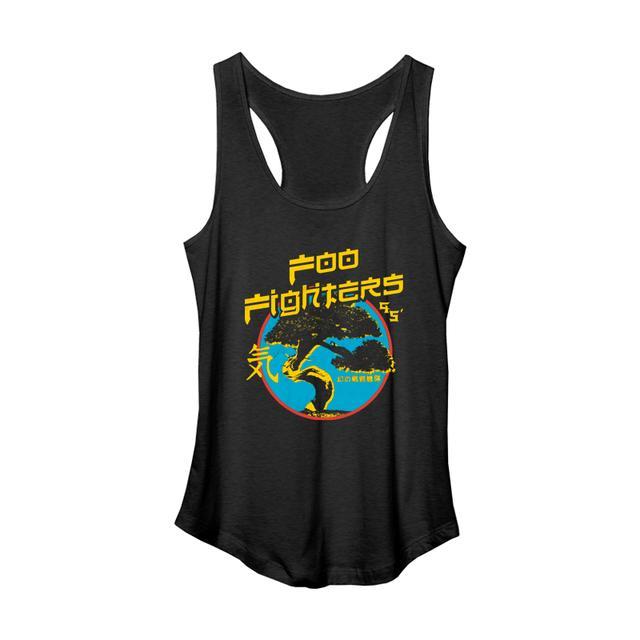 Foo Fighters Bonsai Women's Tank