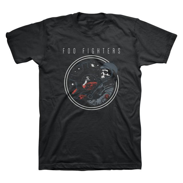 Foo Fighters Cockpit Unisex Tee