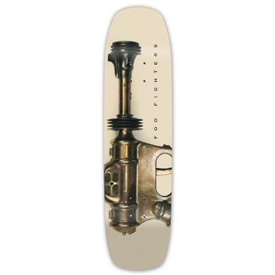 Foo Fighters Ray Gun Skate Deck
