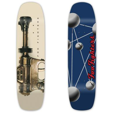Foo Fighters Album Cover Skate Deck 2 Pack