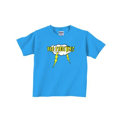 Foo Fighters Roaring Toddler Tee
