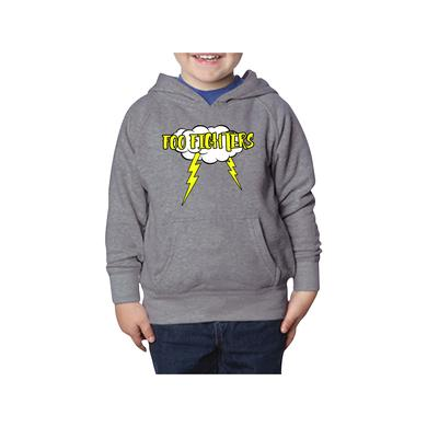 Foo Fighters Roaring Toddler Hoodie