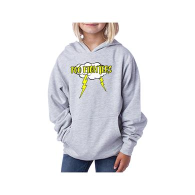 Foo Fighters Roaring Youth Hoodie