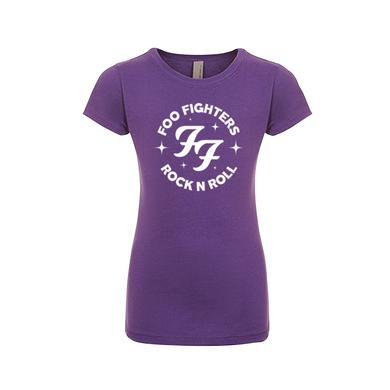 Foo Fighters Sparkles Girl's Tee