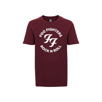 Foo Fighters RNR Youth Tee