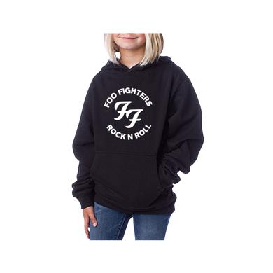 Foo Fighters RNR Youth Hoodie