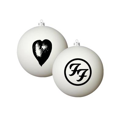 Foo Fighters Ornament 2 Pack