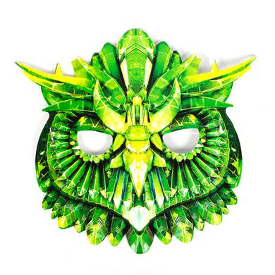 Insomniac EDC Owl Paper Mask