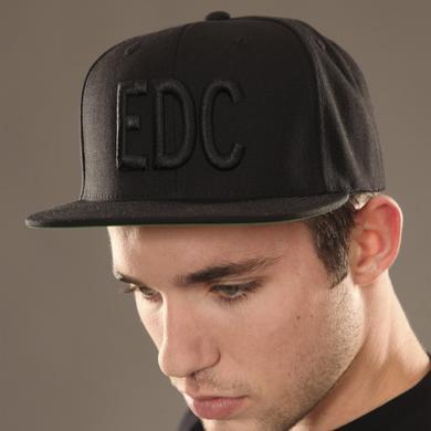 Insomniac EDC Massiv Hat Black/Black
