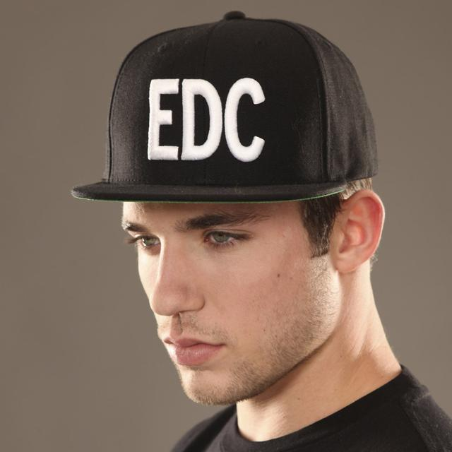 Insomniac EDC Massiv Hat Black/White