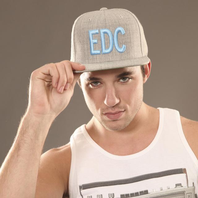 Insomniac EDC Massiv Hat Grey/Teal