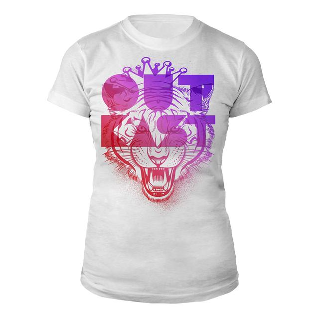 Outkast Women's Crowned Tiger Tee
