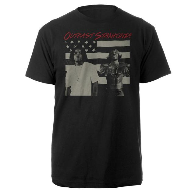 Outkast Stankonia Album Cover Tee