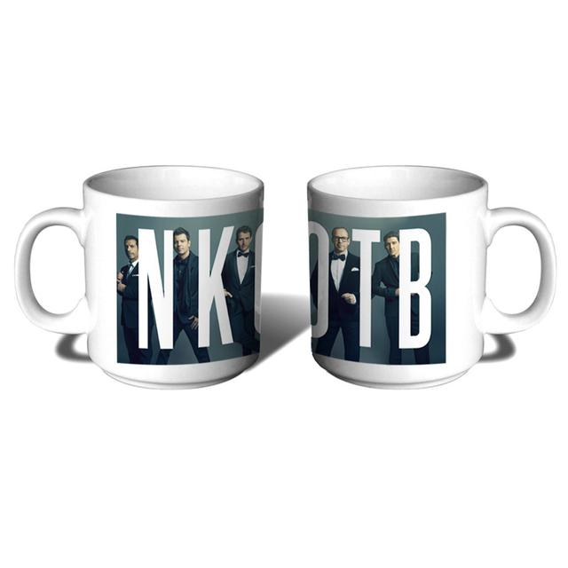 New Kids On The Block NKOTB Photo Mug