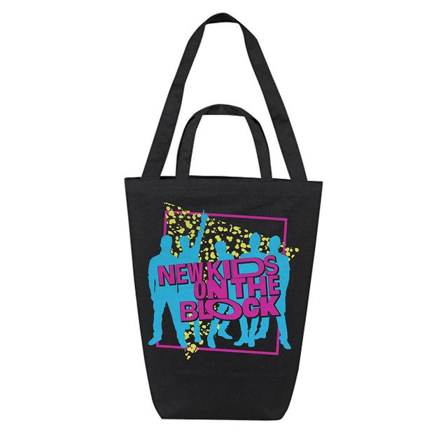 New Kids On The Block NKOTB Tote Bag