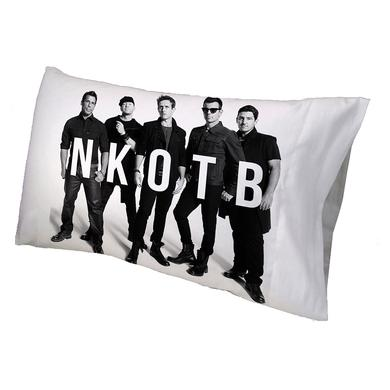 New Kids On The Block Band photo pillowcase
