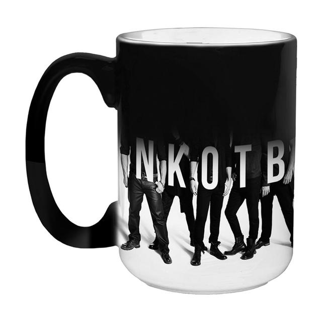 New Kids On The Block NKOTB Heat Reveal Mug