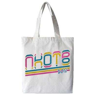 New Kids On The Block NKOTB 2016 Tote Bag