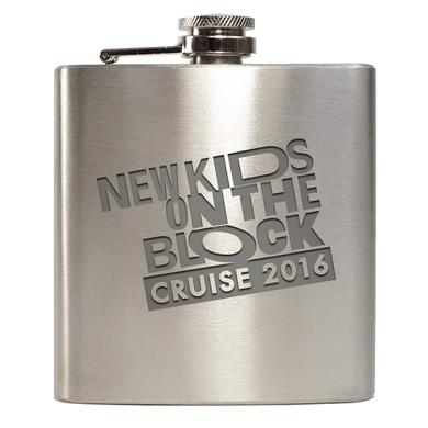 New Kids On The Block Cruise 2016 Flask