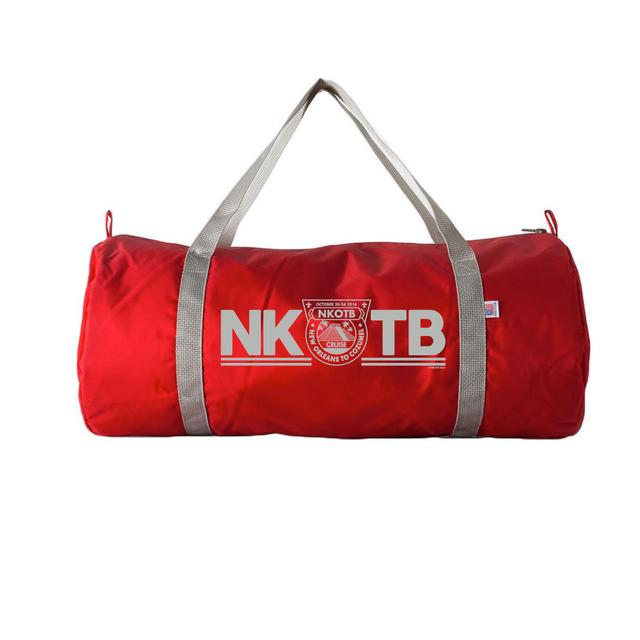 New Kids On The Block NKOTB Cruise Duffel Bag