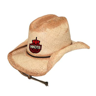 New Kids On The Block NKOTB Cruise Cowboy Hat