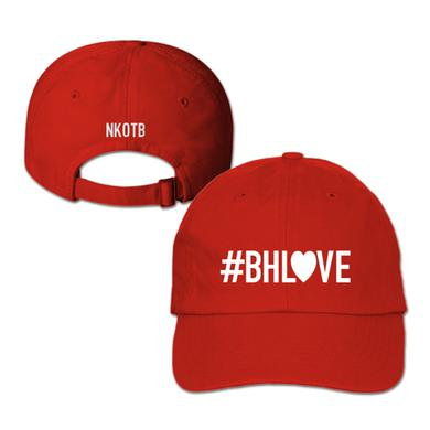 New Kids On The Block BH Love Red Hat