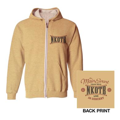 New Kids On The Block NKOTB Ladies Zip Hoody