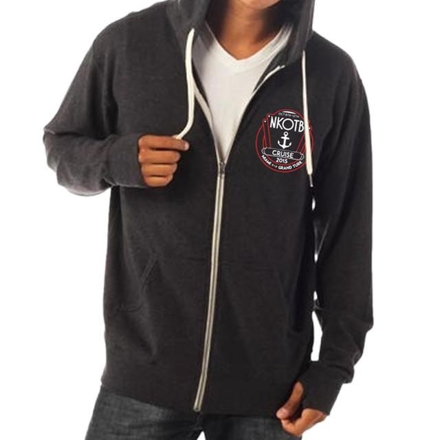 New Kids on the Block Cruise Zip Hoody