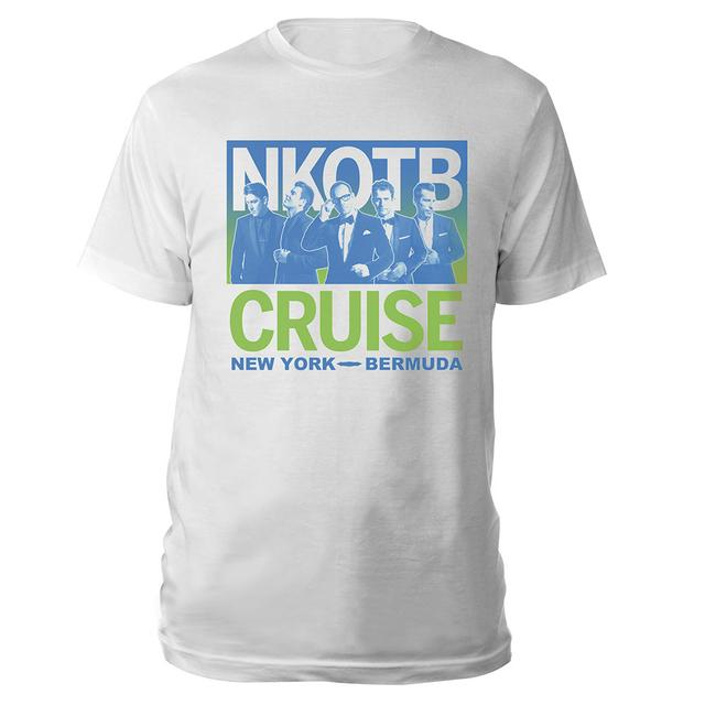 New Kids on the Block Cruise Photo Shirt