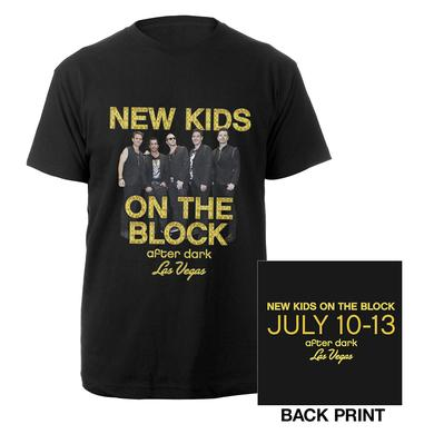 New Kids on the Block After Dark Shirt
