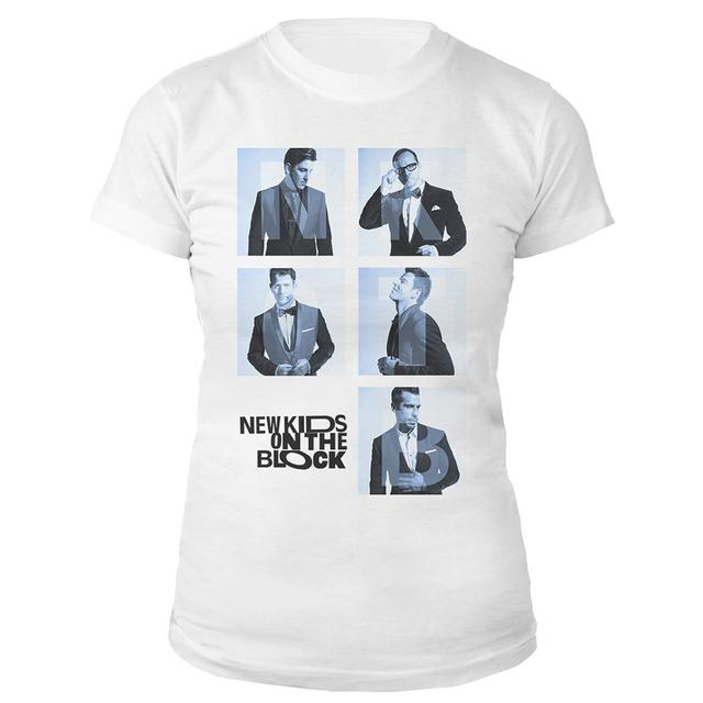 New Kids on the Block Portrait shirt