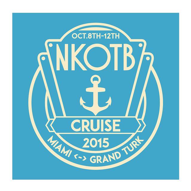 New Kids On The Block NKOBT Cruise Tee