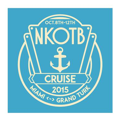 New Kids On The Block NKOBT Cruise Tee