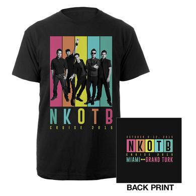 New Kids On The Block NKOTB Cruise 2015 Tee