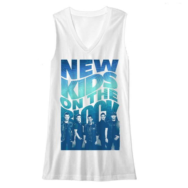 New Kids on the Block Photo Cover Up