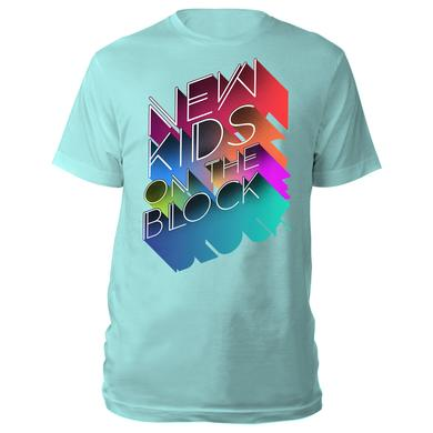 New Kids on the Block Logo Tee