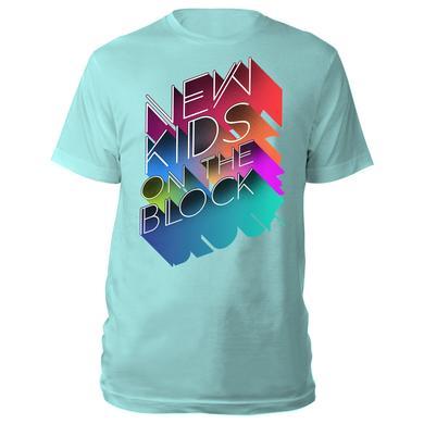 New Kids on the Block Logo Tee
