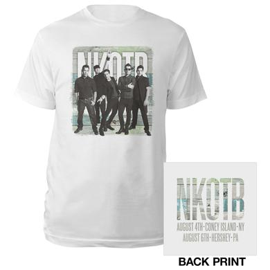 New Kids On The Block NKOTB photo tee