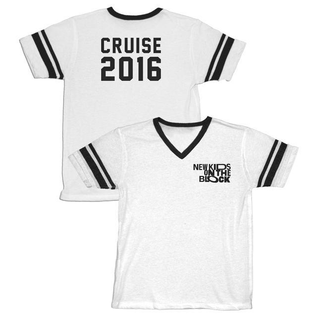 New Kids On The Block NKOTB Cruise 2016 Performance Tee