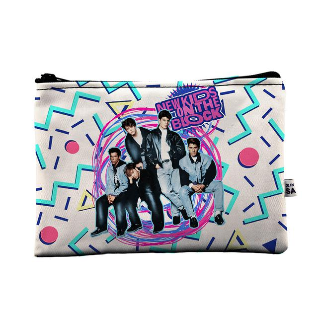 New Kids On The Block Vintage photo bag