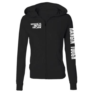 New Kids On The Block Hangin Tough Zip Hoodie