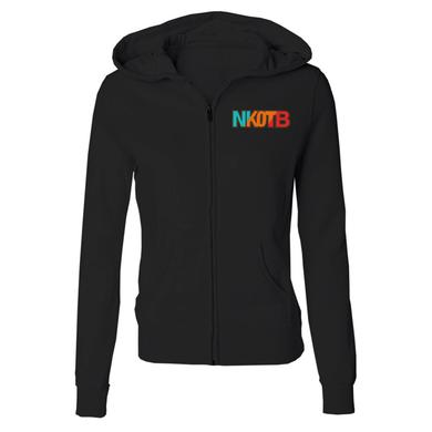 New Kids On The Block NKOTB Logo Zip Hoodie