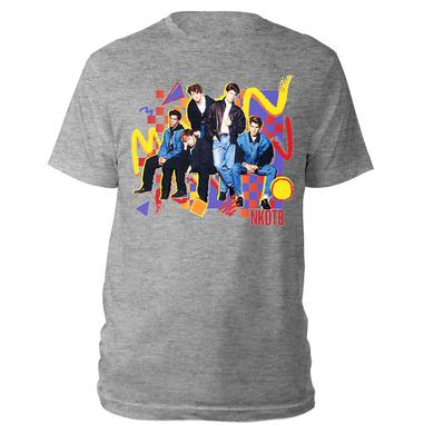 New Kids On The Block Vintage NKOTB Photo Tee