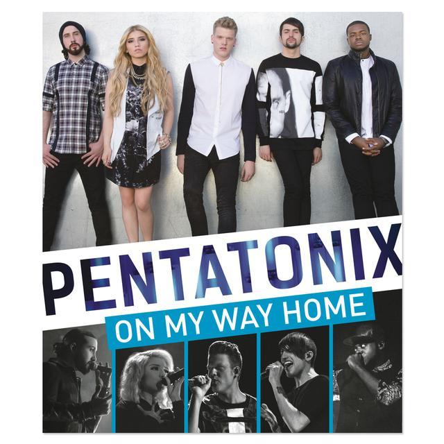 Pentatonix On My Way Home DVD
