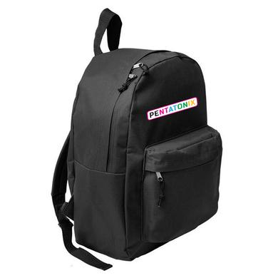 Pentatonix Five Colors Logo Backpack