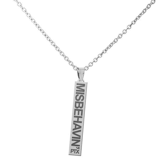 Pentatonix Misbehavin' Necklace