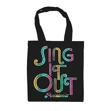 Pentatonix Sing It Out Tote