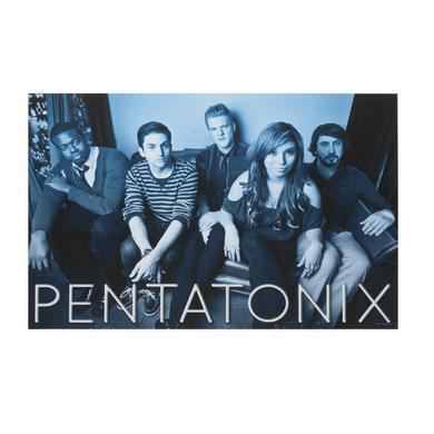 Pentatonix Sofa Poster